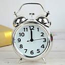 זול שעונים מעוררים-שעון מעורר אנלוגי מתכת קווארץ 1 pcs