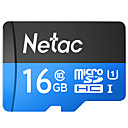 billige USB-kabler-Netac 16GB Micro SD-kort TF kort minnekort Class10 16