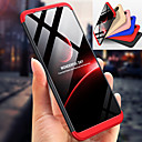 cheap Cell Phones-Case For Xiaomi Mi 8 Shockproof Full Body Cases Solid Colored Hard PC for Xiaomi Mi 8