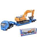 baratos Caminhões de brinquedo e veículos de construção-Veiculo de Construção Caminhões & Veículos de Construção Civil 1:87 Novo Design Liga de Metal 1 pcs Infantil Brinquedos Dom
