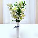 ieftine Flori Artificiale-Flori artificiale 1 ramură Clasic Stilat Crini Față de masă flori