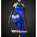 cheap Movie & TV Theme Costumes-Inspired by Fate / Grand Order Saber Lily Anime Cosplay Costumes Cosplay Suits Anime / Crystal / Rhinestone / Lace Headwear / Bracelet / Bangle / Costume For Women's