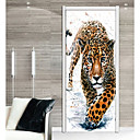 cheap Wall Stickers-Door Stickers - 3D Wall Stickers / Animal Wall Stickers Animals / Shapes Indoor / Kids Room