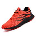povoljno Muška sportska obuća-Muškarci Udobne cipele Mrežica Jesen Atletičarke tenisice Hodanje Crn / Orange & Black