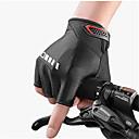 ieftine Măști Față-ROCKBROS Activități/ Mănuși de sport Mănuși pentru ciclism Anti-Alunecare / Purtabil / Respirabil Fără Degete Piele / Silicon / silicagel Ciclism / Bicicletă Bărbați