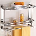 preiswerte Handtuchhalter-Badezimmer Regal Neues Design / Cool Moderne Edelstahl 1pc Wandmontage