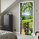 tanie Naklejki ścienne-Dekoracyjne naklejki ścienne - Naklejki ścienne 3D Martwa natura / 3D Sypialnia / Domowy