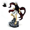 billige Anime actionfigurer-Anime Action Figurer Inspirert av Tokyo Ghoul Ken Kaneki PVC 21 cm CM Modell Leker Dukke