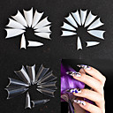 cheap Nail Practice & Display-500 Creative nail art Manicure Pedicure Geometric Pattern / Retro Party / Daily Wear