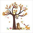 ieftine Acțibilde de Perete-Autocolante de Perete Decorative - Autocolante perete plane Animale Interior / Cameră Copii