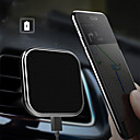 voordelige Mobiele telefoon kabels & Oplader-negen vijf nc2 magnetische auto draadloze oplader voor iphone 8p / x universele draadloze oplader car mount voor Android-telefoon