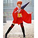 halpa Anime-peruukit-Innoittamana Gintama Gintoki Sakata / Kagura Anime Cosplay-asut Cosplay Puvut / Kimono Anime Asu Käyttötarkoitus Naisten