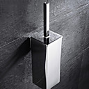 cheap Island Lights-Toilet Brush Holder New Design / Cool Contemporary Stainless Steel / Iron 1pc Toilet Brush Holder Wall Mounted