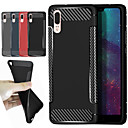cheap Cell Phone Cases & Screen Protectors-Case For Xiaomi Redmi S2 / Mi 8 Shockproof / Frosted Back Cover Solid Colored / Lines / Waves Soft TPU for Xiaomi Redmi Note 5A / Xiaomi Redmi Note 5 Pro / Xiaomi Redmi Note 4X