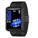 olcso Okosórák-Intelligens Watch N98 mert Android iOS Bluetooth Vízálló Szívritmus monitorizálás Elégetett kalória Hosszú készenléti idő Információ Lépésszámláló Hívás emlékeztető Alvás nyomkövető ülő Emlékeztető