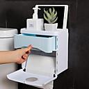 hesapli Tuvalet Kağıdı Tutucuları-Tuvalet Kağıdı Tutacağı Yeni Dizayn / Havalı Çağdaş Plastikler 1pc Toilet Paper Holders Duvara Monte Edilmiş
