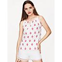 cheap Panties-Women's Tank Top - Floral Strap / Summer