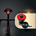 tanie Światła rowerowe-Tylna lampka rowerowa / Tylne światła LED Światła rowerowe Kolarstwo Wodoodporny, Niewidoczny, Lekki Litowo-jonowe 50 lm USB Czerwony Kolarstwo / Rower