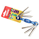 povoljno Viličasti ključevi-Simple Style Krom vanadij čelik Zatvarači 1 pcs