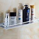 halpa Kylpyhuonehyllyt-Kylpyhuonehylly Uusi malli / Tyylikäs Nykyaikainen Alumiini 1kpl Seinäasennus