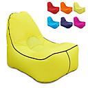 cheap Sleeping Bags & Camp Bedding-Inflatable Sofa Sleep lounger / Air Sofa / Air Bed Outdoor Waterproof / Portable / Lightweight Nylon 110*90*45 cm Beach / Camping / Outdoor Spring, Fall, Winter, Summer / Fast Inflatable