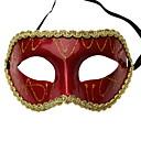 billige Halloweenprodukter-Feriedekorasjoner Halloween dekorasjoner Haloween-masker / Halloween underholdende Dekorativ / Kul Rød 1pc