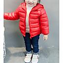 povoljno Jakne i kaputi za dječake-Djeca / Dijete koje je tek prohodalo Dječaci Jednobojni Dugih rukava Pernata i pamučna podstava