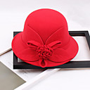 cheap Motorcycle & ATV Parts-Other Material Hats with Flower 1pc Wedding / Party / Evening Headpiece