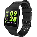 cheap Smartwatches-Smart Bracelet Smartwatch W1 for Android iOS Bluetooth Sports Waterproof Heart Rate Monitor Blood Pressure Measurement Calories Burned Pedometer Call Reminder Sleep Tracker Sedentary Reminder