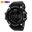 cheap Smartwatches-SKMEI Men's Women's Sport Watch Digital Watch Digital 30 m Water Resistant / Water Proof Bluetooth Calendar / date / day Silicone Band Digital Casual Fashion Black / Red - Black Red Blue