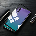 olcso Férfi félcipők-Case Kompatibilitás Huawei MediaPad P20 / P20 lite Áttetsző Héjtok Egyszínű Kemény Hőkezelt üveg / Fém mert Huawei P20 / Huawei P20 Pro / Huawei P20 lite