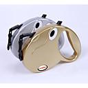 povoljno Odjeća za psa-Psi / Mačke Uzicama Prijenosno / Prilagodljivo / Preklopni Jednobojni ABS Zlato / Pink