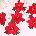 olcso Nyaralás Felei-Díszítések / Karácsony Ünneő Anyag Parti Karácsonyi dekoráció