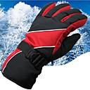 abordables Guantes de Esquí-Guantes de Invierno / Guantes de esquí Hombre Dedos completos Resistente al Viento / Impermeable / Resistente a la lluvia Tejido Esquí / Snowboard Invierno
