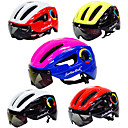 cheap Smartwatches-Adults' Bike Helmet 10 Vents EPS, PC Sports Cycling / Bike - Fuchsia / Red and White / Black / Red Unisex