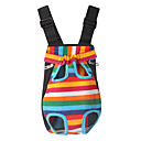 cheap Dog Travel Essentials-Dogs / Cats Carrier & Travel Backpack Pet Carrier Portable / Casual / Daily Stripe Stripe