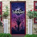 billige Veggklistremerker-Dekorative Mur Klistermærker - Fly vægklistermærker Halloween Stue