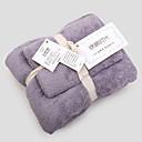 cheap Bath Towel Set-Superior Quality Bath Towel Set, Geometric Pure Cotton Bathroom 2 pcs