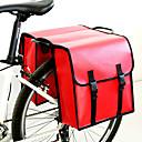 preiswerte Fahrradlenkertaschen-25 L Fahrrad Kofferraum Tasche / Fahrradtasche / Fahrrad Kofferraum Taschen Wasserdicht, Regendicht, Feuchtigkeitsundurchlässig Fahrradtasche PVC Tasche für das Rad Fahrradtasche Radsport Outdoor