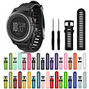cheap Smartwatch Bands-Watch Band for Fenix 5x / Fenix 3 HR / Fenix 3 Garmin Sport Band Silicone Wrist Strap