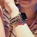 hesapli Smartwatch Bantları-Watch Band için Apple Watch Series 4/3/2/1 Apple Spor Bantları Metal / Naylon Bilek Askısı