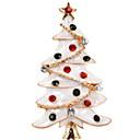 tanie Naklejki ścienne-Święta Święto PVC Choinka Impreza / Nowość Świąteczna dekoracja