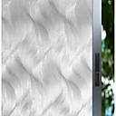 baratos Adesivos de Parede-Filme de Janelas e Adesivos Decoração Floral / Geométrico Geométrica vidro / PVC Adesivo de Janela / Fosco