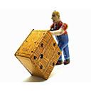 billige Hårstykker-Træk-op-legetøj Vandring / Sej / Håndlavet Tegneseriefigurer 1 pcs Stk. Alle Voksne Gave