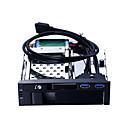 abordables Pelucas Cosplay-Unestech Recinto del disco duro Conecte y Utilice / Los casos con luz LED / Multi Function Acero Inoxidable / Aleación de aluminio y magnesio ST7223U