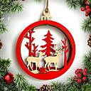preiswerte Weihnachtsparty Utensilien-Mehre Accessoires Holz 1 Stück Weihnachten / rustikales Theme