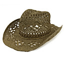 cheap Pillow Covers-Men's Vintage Straw Hat - Print