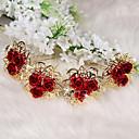 ieftine Cercei-Aliaj cu Floral 6 Nuntă / Party / Seara Diadema