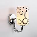 povoljno Zidni svijećnjaci-Mini Style Jednostavan / Modern / Comtemporary Zidne svjetiljke Stambeni prostor / Spavaća soba Metal zidna svjetiljka 110-120V / 220-240V 60 W