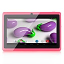cheap Tablets-Q88 Android Tablet (Android 4.4 1024 x 600 Quad Core 1GB+8GB) / 32 / Mini USB / 3.5mm Earphone Jack
